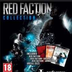 Red Faction Collection Ps3 - Jocuri PS3