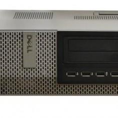 Calculator Dell Optiplex 9010 Desktop, Intel Core i7 Gen 3 3770 3.4 GHz, 4 GB DDR3, 250 GB SSD NOU - Sisteme desktop fara monitor