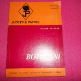 V Tufescu - Judetul Botosani {ed Academiei 1