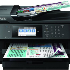 Multifunctionala Epson WorkForce WF-7710DWF A3 Negru