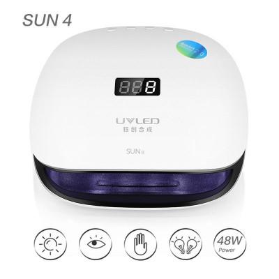 Lampa Led Hybrid Sunone 48w Sun4 Smart Uvled Unghii Gel Oja Semi