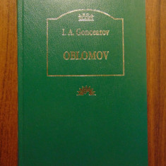 Oblomov - I.A. Goncearov (Leda, 2005) - Roman