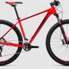 BICICLETA CUBE LTD RACE 2X Red Black 2017 - Mountain Bike
