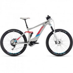 BICICLETA CUBE STING HYBRID 140 SL 500 27.5 Team Ws 2018 - Mountain Bike