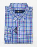 Camasa  superba Ralph Lauren |  Colectia noua L, Maneca lunga, Multicolor, Ralph Lauren