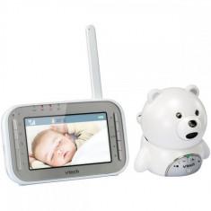 Videofon Digital de Monitorizare Bebelusi Ursulet BM4200 - Baby monitor