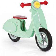 Bicicletă de echilibru din lemn Mint Scooter Janod