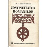 Continuitatea Romanilor - Nicolae Stoicescu