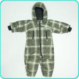 Combinezon tip salopeta iarna, impermeabila, H&M → copii | 9—12 luni | 80 cm, Unisex