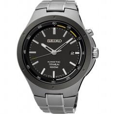 Ceas original Seiko Kinetic SKA715P1 - Ceas barbatesc