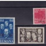 Romania 1952 l.p 299 Centenarul revolutiei de la 1848 supratipar mnh - Timbre Romania, Transporturi, Nestampilat