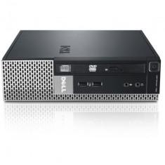 Calculator Dell Optiplex 790 Desktop USFF, Intel Core i5 Gen 2 2400s 2.5 GHz, 4 GB DDR3, 250 GB HDD SATA, DVDRW, Windows 10 Pro