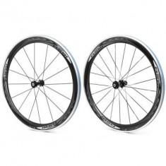 SET ROTI SOSEA SHIMANO WH-RS81-C50-CL CARBON-ALLOY 28 QR - Piesa bicicleta