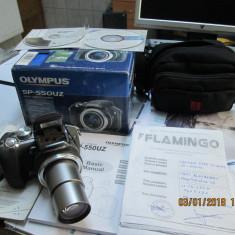 Aparat foto OLYMPUS SP-550UZ - Aparate foto compacte