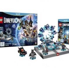 Lego Dimensions Starter Pack Nintendo Wii U - Jocuri WII U