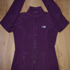 Bluza Polartec dama The North Face marimea S - Bluza dama The North Face, Marime: S, Culoare: Din imagine, Maneca lunga