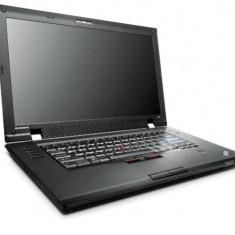Laptop Lenovo L520, Intel Core i3 Gen 2 2310M 2.1 Ghz, 4 GB DDR3, 120 GB SATA, DVD-ROM, WI-FI, Bluetooth, WebCam, Display 15.6inch 1366 by 768