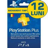 Playstation Plus Subscription Card Abonament 12 Luni Ro, Sony
