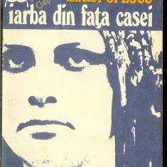 Mircea Popescu - Iarba din fata casei, col. Clepsidra - Carte politiste, An: 1979
