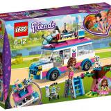 LEGO Friends - Vehiculul de misiune al Oliviei 41333