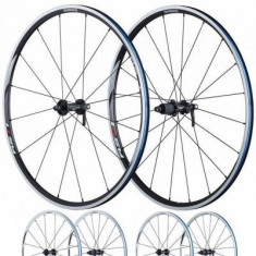 SET ROTI SOSEA SHIMANO WH-RS11 28 AX QR/QR - Piesa bicicleta