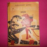 Legendele Olimpului, Eroii De Alexandru Mitru - Carte mitologie