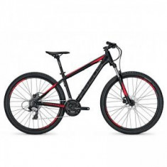 Bicicleta Focus Whistler Elite 27 24G magicblackmatt 2017 - Mountain Bike