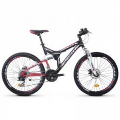 Bicicleta Robike Hunter 26 DD 48cm 2016 - Mountain Bike