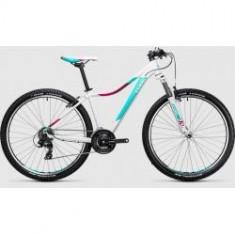 BICICLETA CUBE ACCESS WLS White Mint 2017 - Mountain Bike