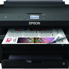 Imprimanta laser color Epson WorkForce WF-7210DTW A3 Wi Fi Negru