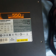 Sursa Corsair VX550W - Sursa PC