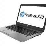 Laptop HP EliteBook 840 G2, Intel Core i5 Gen 5 5200U 2.2 GHz, 8 GB DDR3, 128 GB SSD, AMD Radeon R7 M260x, WI-FI, Bluetooth, Webcam, Display 14inch
