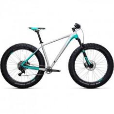 BICICLETA CUBE NUTRAIL PRO Raw Mint 2018 - Mountain Bike