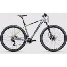 BICICLETA CUBE ATTENTION SL Grey Flashyellow 2017 - Mountain Bike