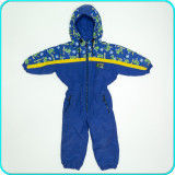 Combinezon—salopeta de iarna, impermeabila, ETIREL→ baieti | 2—3 ani | 98 cm, Albastru