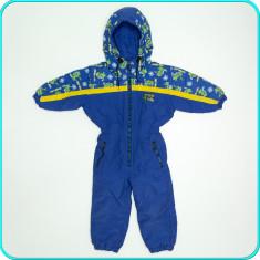 Combinezon—salopeta de iarna, impermeabila, ETIREL→ baieti | 2—3 ani | 98 cm, Marime: Alta, Culoare: Albastru