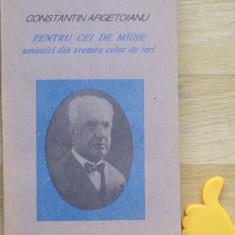 Constantin Argetoianu memorii vol II Partea IV 1913 1916 - Istorie