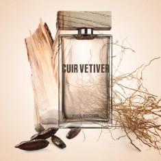 100 ml Apa de toaleta Cuir Vetiver Yves Rocher - Parfum barbati