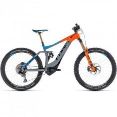 BICICLETA CUBE STEREO HYBRID 160 ACTION TEAM 500 27.5 Action Team 2018 - Mountain Bike