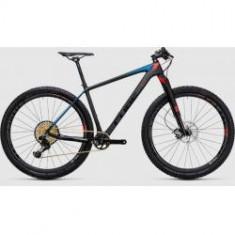 BICICLETA CUBE ELITE C:68 SLT 29 1X zeroblack 2017 - Mountain Bike