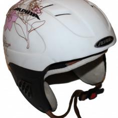 Casca schi Alpina, marimea 51-55 cm - Casca ski