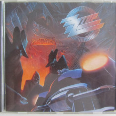 ZZ Top - Recycler - 1990 CD Germany, warner