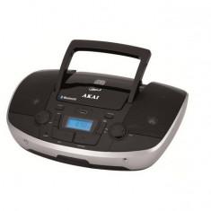 Radio Akai APRC-108 FM MP3 Black - Aparat radio