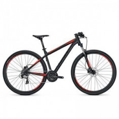 Bicicleta Focus Whistler Elite 29 24G magicblackmatt 2017 - Mountain Bike