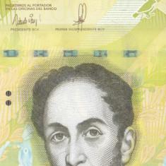 Bancnota Venezuela 100.000 Bolivares 2017 - PNew UNC