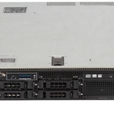 Server DELL PowerEdge R710, Rackabil 2U, 2 Procesoare Intel Quad Core Xeon E5540 2.53 GHz, 8 GB DDR3 ECC, 4 bay-uri de 3.5inch, DVD-ROM, Raid Contro