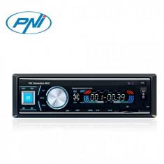 Radio MP3 player auto PNI Clementine 8425 1 DIN cu SD si USB - CD Player MP3 auto
