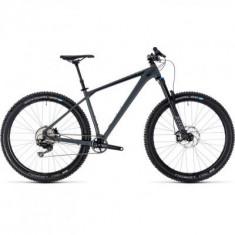 BICICLETA CUBE REACTION TM Grey Black 2018 - Mountain Bike