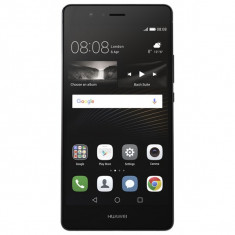 Telefon mobil Huawei P9 Lite, Dual Sim, 16GB, 4G+ Flip Cover, gri- impecabil - Telefon Huawei, Neblocat, Octa core, 2 GB