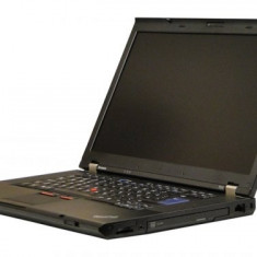 Laptop Lenovo ThinkPad T510, Intel Core i5 520M 2.4 Ghz, 3 GB DDR3, 250 GB SSD NOU, DVDRW, WI-FI, Card Reader, Display 15.6inch 1366 by 768, Windows